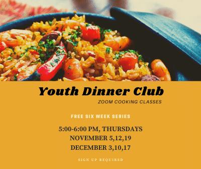 Youth Dinner Club